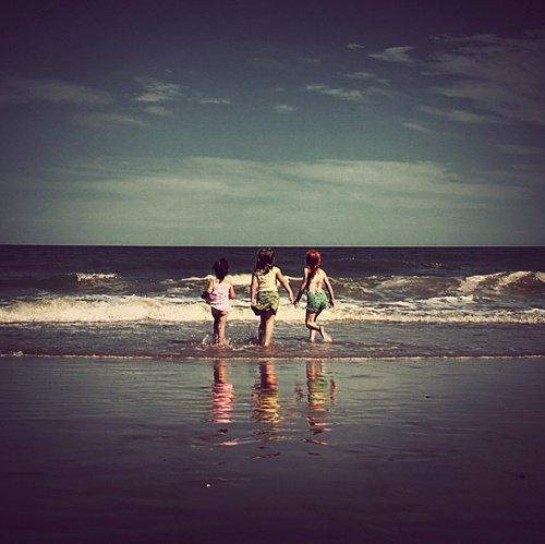 Le seul endroit où tu est toujours bien et heureux c'est là où on t'aime