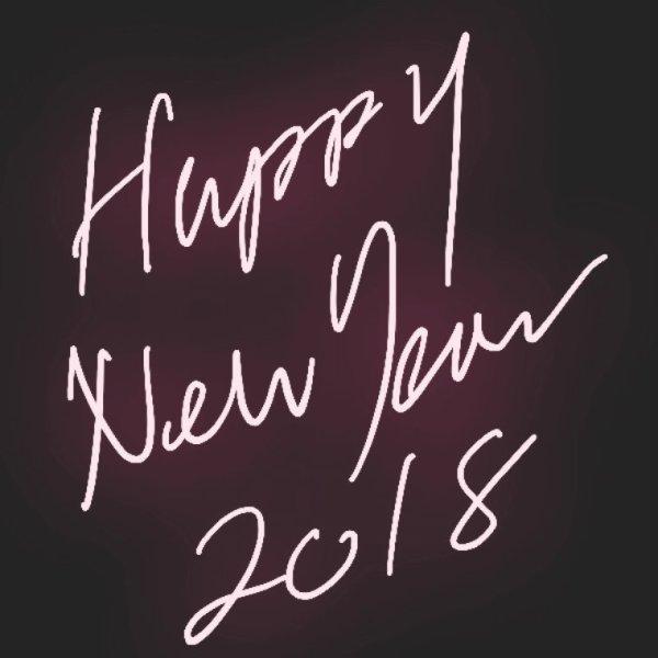 Heureuse Année 2018 à tous !