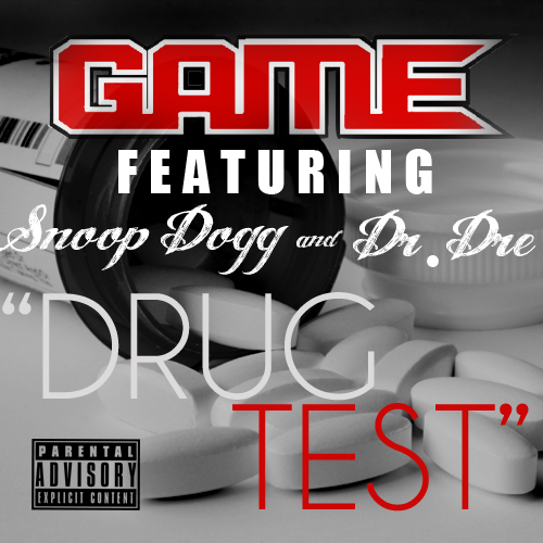 Hood Morning [no typo] / Drug Test. Feat. Dr Dre & Snoop Dogg (2011)
