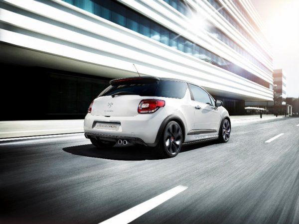 New Citroën DS3 Racing