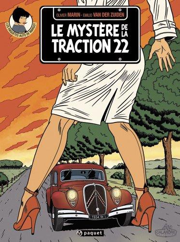 Les Enquêtes Auto de Margot 1. Le Mystère de la traction 22
