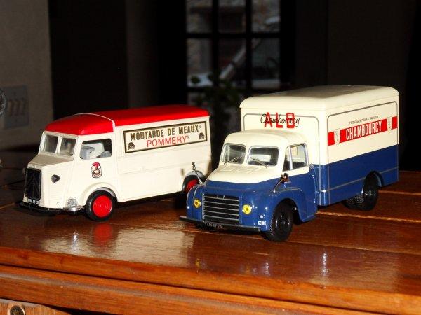Mes petites Citroën ...