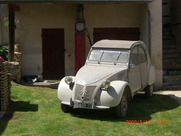 Mes objets Automobilia ! vous aimez ?