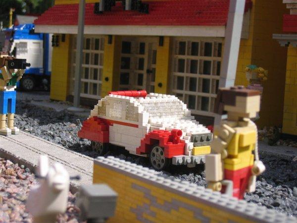 Une Deuche LEGO