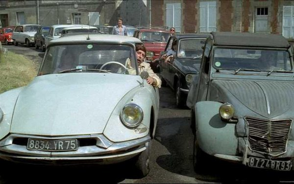 Séquence film : Dans Les aventures de Rabbi Jacob, 1973