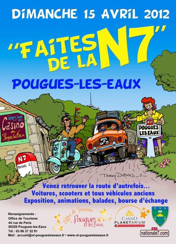Pougues Les Eaux