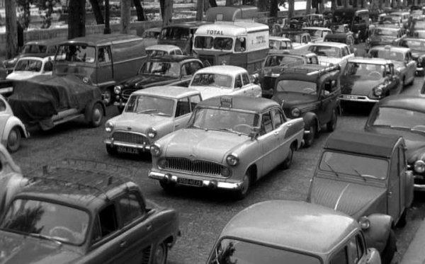 Séquence film : dans Tout l'or du monde, Film, 1961