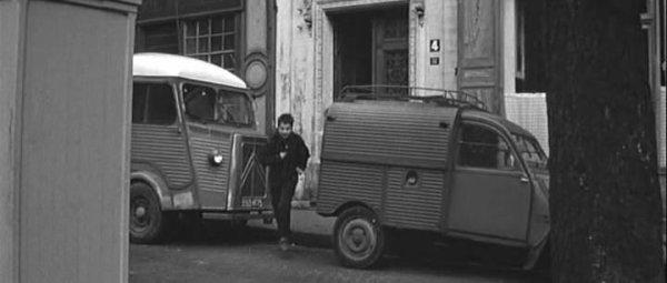 Séquence film : Les quatre cents coups, Film, 1959