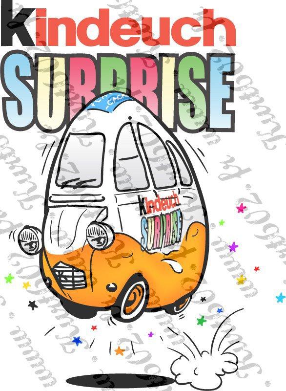 Kindeuch Surprise !