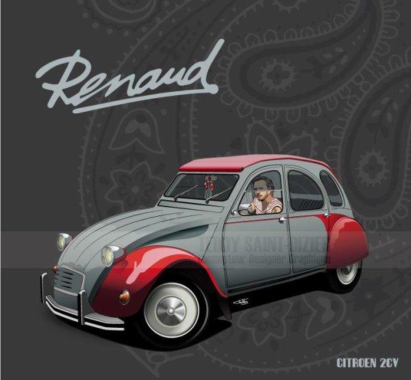 La Deuche à Renaud
