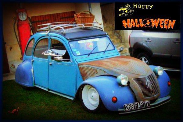 happy Deuche halloween 2012