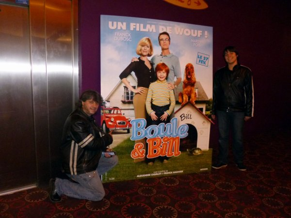 BOULE & BILL : UN FILM DE WOUF !!!!!!!!!!
