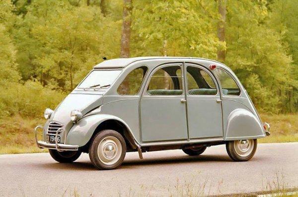 Une 2 CV Citroën Picasso !!!!!!!!!!!!!!!!!