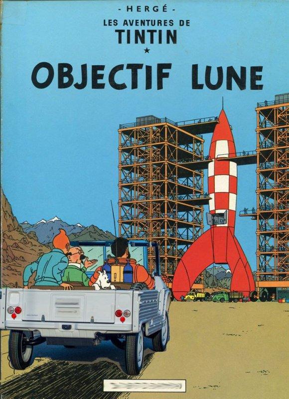 OBJECTIF LUNE ...