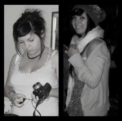 ~ Ana, Mia. Trois Ans. Photos entre trois mois d'intervalle. ~