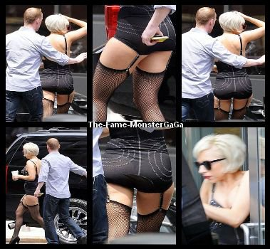 New's Gaga ! ♥ - Lady Gaga repérée à New-York City !