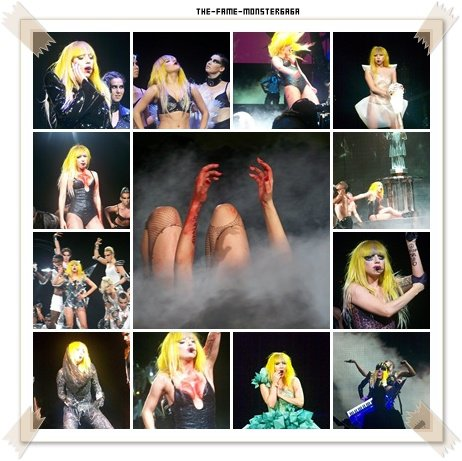иєω'ѕ gαgα ! ♥ - The Monster Ball Tour ( Ph½nix ).