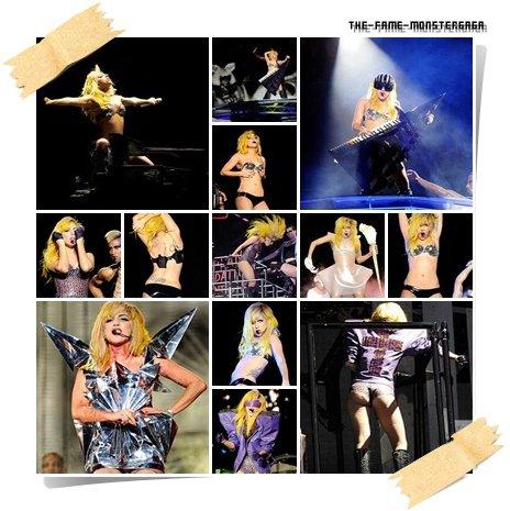 иєω'ѕ gαgα ! ♥ - Lady GaGa performe au festival Lollapalooza.