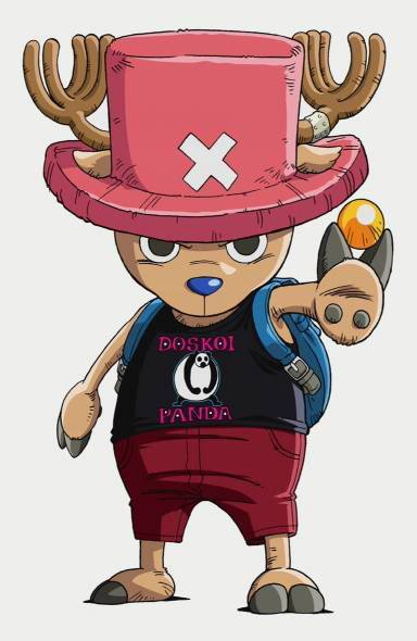 OnePieceTheReference Tony Tony Chopper