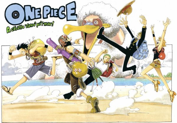 OnePieceTheReference Sondage Couples