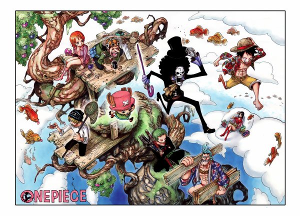 OnePieceTheReference Offre de Liens =D