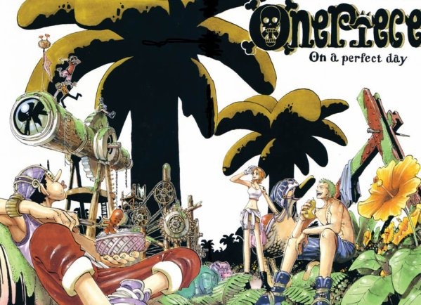 OnePieceTheReference Quizz' Sur Vous