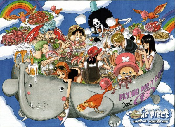 OnePieceTheReference               Les Fruits du Démon