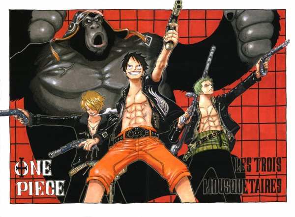 OnePieceTheReference   Ahhlala, Les Gars !
