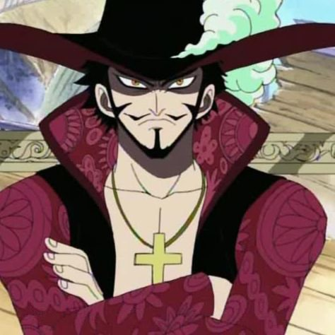 OnePieceTheReference               Juraquille Mihawk