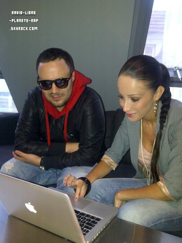 Kenza et DJ Abdel ont répondu à vos questions à 18 h 00 !