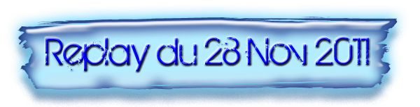 Replay de la Radio Libre du 28 Novembre 201 !