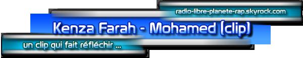 Kenza Farah - Mohamed (clip officiel)