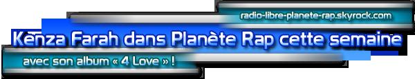 Kenza Farah débarque cette semaine dans Planète Rap !