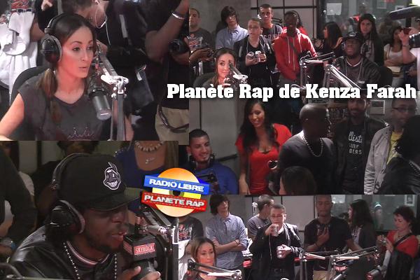 Kenza Farah dans Planète Rap - 03 Septembre 2012