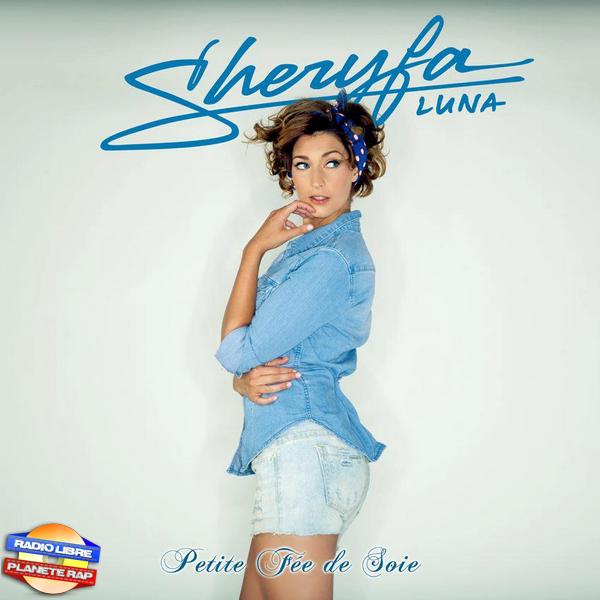 Changement de pochette pour Sheryfa Luna !