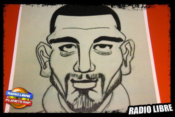 Le dessin de Karim !