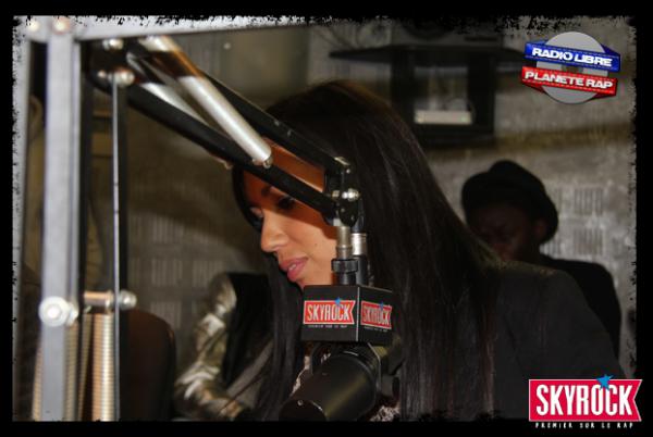 Youssoupha dans Planète Rap, les photos (15/10/12) !