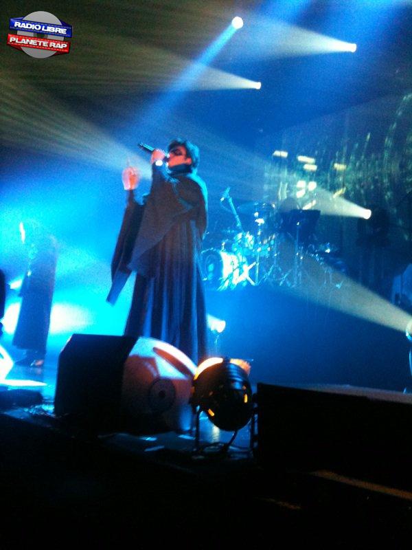Orelsan en concert !