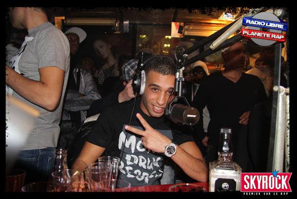 Mister You dans Planète Rap, les photos (29/10/12) !
