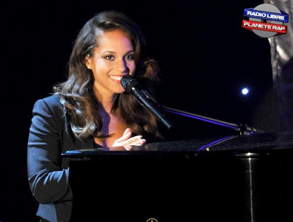 Alicia Keys débarque lundi dans la Radio Libre !