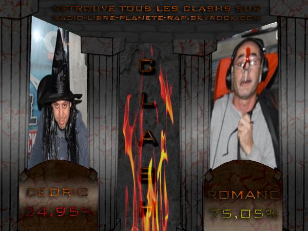 Le Clash de la Drague - 05 Novembre 2012