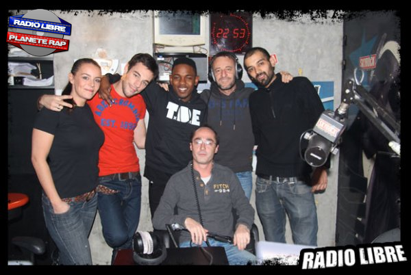 Kendrick Lamar dans la Radio Libre !