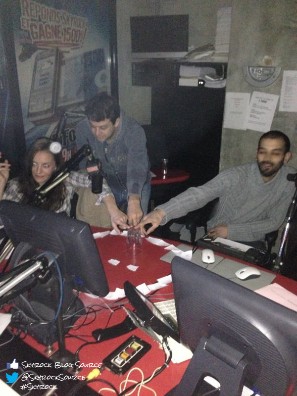 Nouvelle soirée spiritisme dans la Radio Libre !
