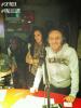 Ayna et Youssoupha de passage dans la Radio Libre