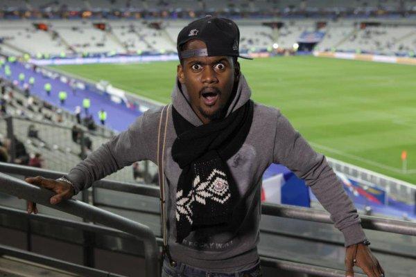 Sexion d'Assaut au Stade de France !