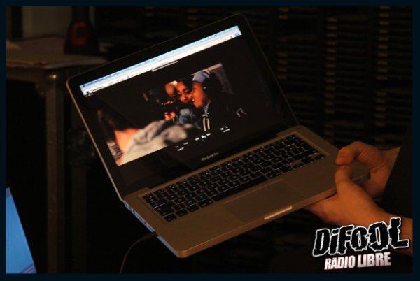 Les premières images du clip des PSY 4 DE LA RIME