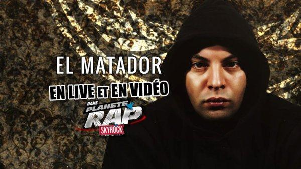 Planète Rap d'El Matador : 18 mars 2013 - 20 mars 2013