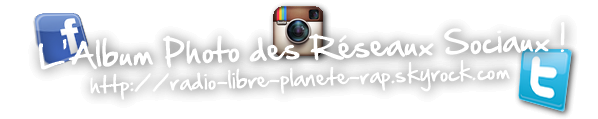 L'Album Photo des Réseaux Sociaux - 25 Mars 2013