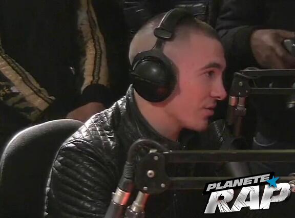 Planète Rap des Psy 4 de la Rime : lundi 1er avril 2013