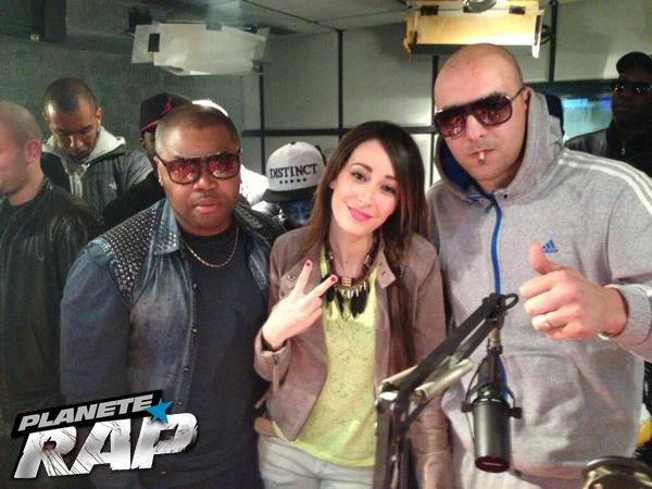 Alibi Montana et LIM dans Planète Rap - 8 au 12 avril 2013